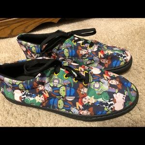 Toy Story shoes Size 10 women's